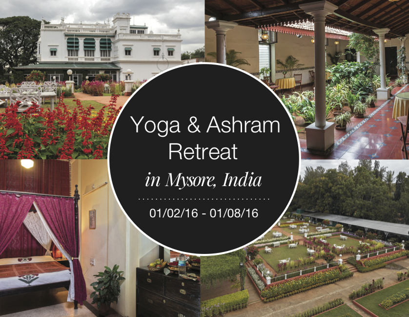 Mysore, India Yoga & Ashram Retreat