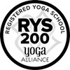 registered yoga school 200 hour teacher training rys-200