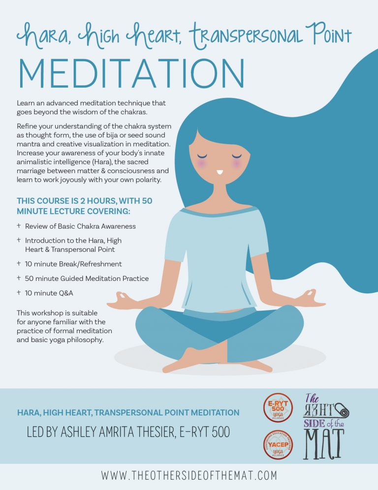 Meditation Yoga Workshop