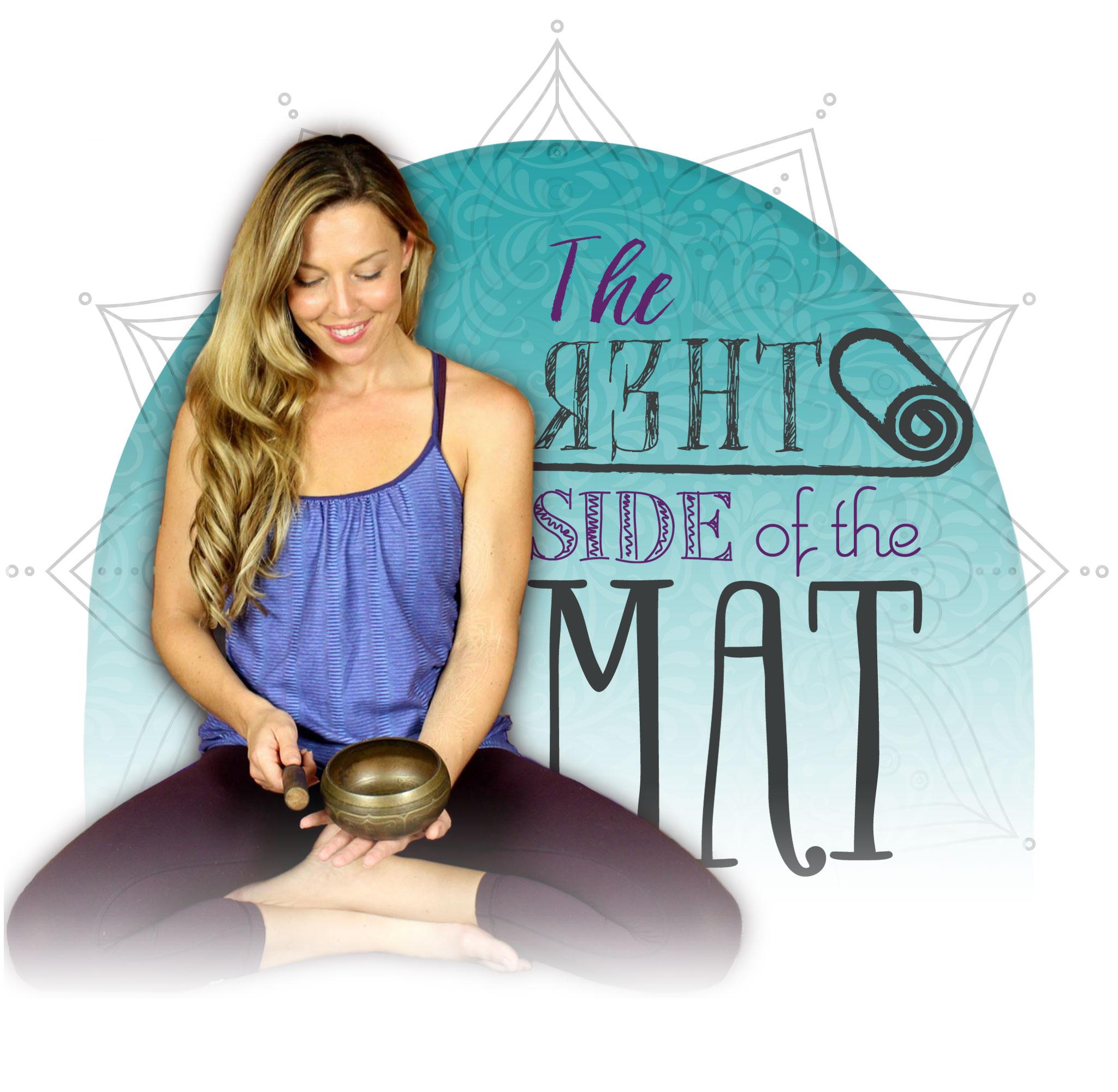 Ashley Amrita Thesier - Yoga Teacher